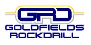 GPD Goldfields Rockdrill